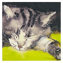 Buy Art Beat Hamish Greeting Card Online at johnlewis.com
