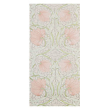 Buy Woodmansterne William Morris Wallpaper Greeting Card Online at johnlewis.com