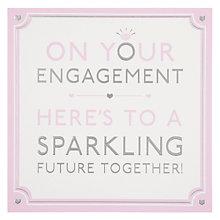 Buy Hotch Potch Engagement Card Online at johnlewis.com