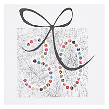 Buy Art Press 30th Birthday Card Online at johnlewis.com