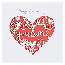 Buy Paperlink Our Anniversary Card Online at johnlewis.com