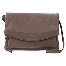 Buy Mint Velvet Ella Leather Across Body Handbag Online at johnlewis.com
