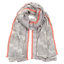 Buy Mint Velvet Sandi Print Scarf, Multi Online at johnlewis.com