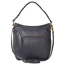 Buy White Stuff Maisie Bag, Navy Online at johnlewis.com