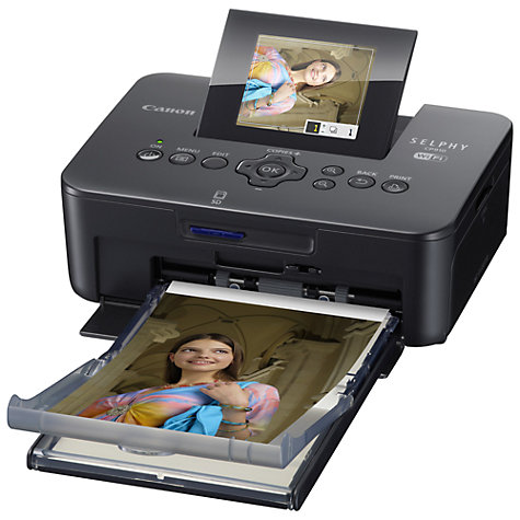 Buy Canon CP910 Selphy Compact Photo Printer Online at johnlewis.com
