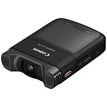 "Buy Canon LEGRIA Mini X 1080p Camcorder, 12.8MP, Wi-Fi, 2.7"" Touch Screen Online at johnlewis.com"