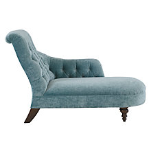 Buy John Lewis Hayworth RHF Chaise Longue, Como Duck Egg Online at johnlewis.com