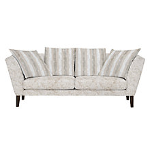 Buy John Lewis Regency Large Sofa, Marlow Putty/Marlow Putty Stripe Online at johnlewis.com