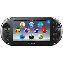 Buy Sony PlayStation Vita Slim Wi-Fi 1GB Console Online at johnlewis.com