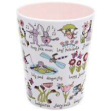 Buy Tyrrell Katz Secret Garden Beaker, Multi Online at johnlewis.com