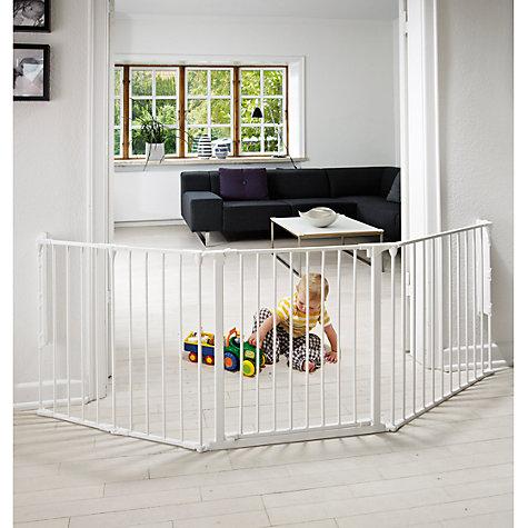 Buy BabyDan Configure Large Baby Gate White John Lewis
