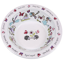Buy Tyrrell Katz Secret Garden Bowl, Multi Online at johnlewis.com