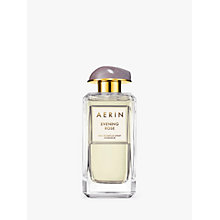 Buy AERIN Evening Rose Eau de Parfum, 50ml Online at johnlewis.com