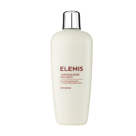 Buy Elemis Jasmine And Rose Milk Bath, 400ml Online at johnlewis.com