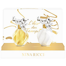 Buy Nina Ricci L'air Du Temp Limited Edition Gift Set Online at johnlewis.com