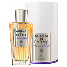 Buy Acqua Di Parma Acqua Nobile Iris Eau de Toilette,  75ml Online at johnlewis.com