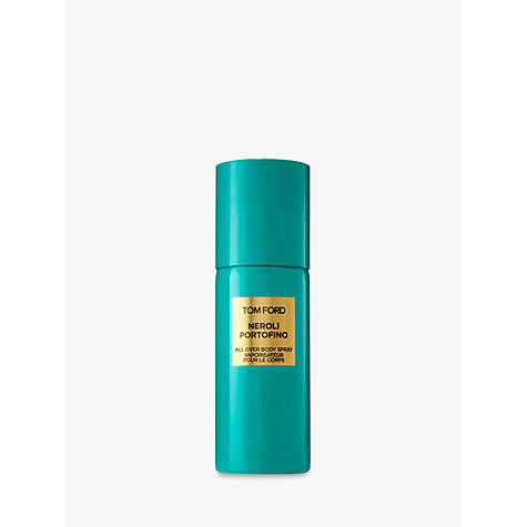 Buy TOM FORD Neroli Portofino Body Spray, 150ml Online at johnlewis.com