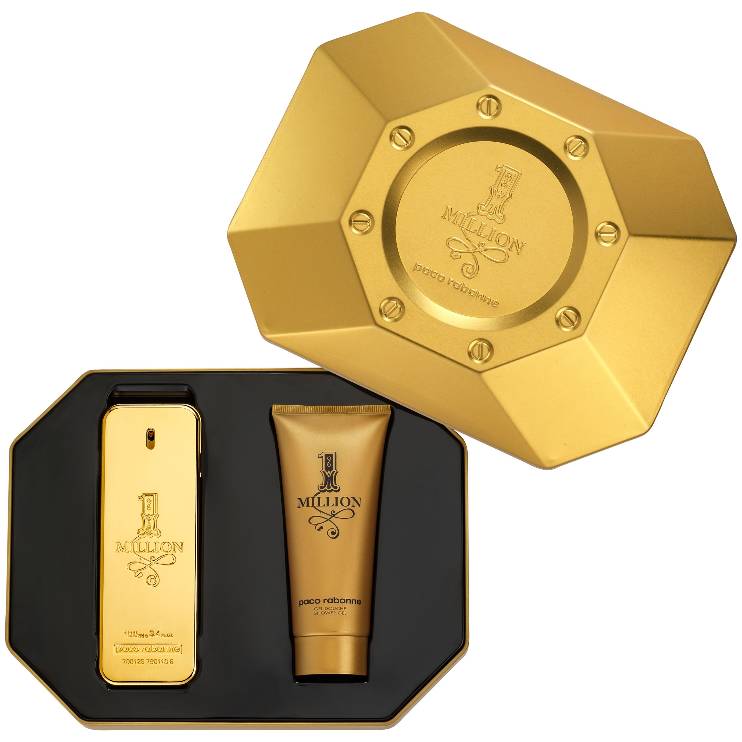 Paco Rabanne 1 Million Limited Edition Gift Set