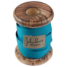 Buy John Lewis Wooden Spool Ribbon, 5m x 15mm Online at johnlewis.com