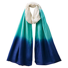 Buy East Ombre Shimmer Scarf, Multi Online at johnlewis.com