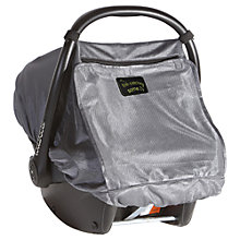 Buy Snoozeshade Deluxe for Infant Car Seats, Silver Online at johnlewis.com