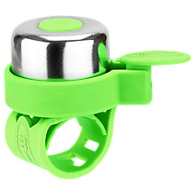 Buy Micro Scooter Micro Bell, Green Online at johnlewis.com