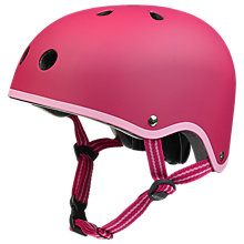 Buy Micro Scooters Safety Helmet, Small-Medium, Pink Online at johnlewis.com