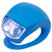 Buy Micro Scooter Micro Light, Neon Blue Online at johnlewis.com