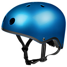 Buy Micro Scooters Safety Helmet, Medium, Metallic Blue Online at johnlewis.com