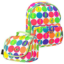 Buy Micro Scooters Backpack and Lunch Bag, Neon Dot Online at johnlewis.com