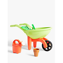 Buy John Lewis Garden Wheelbarrow and Tools Online at johnlewis.com