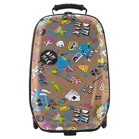 Buy Micro 3-in-1 Luggage Scooter, Adult, Steve Aoki Limited Edition Online at johnlewis.com