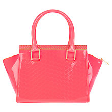 Buy Ted Baker Tena Embossed Tote Bag Online at johnlewis.com