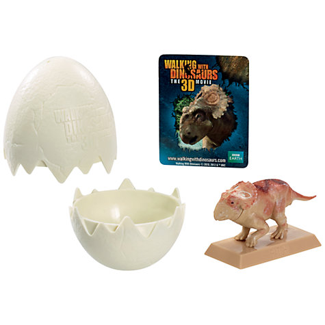 Buy Walking With Dinosaurs Surprise Egg, Assorted Online at johnlewis.com