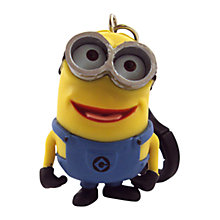 Buy Despicable Me 2 Minion Keyring, Assorted Online at johnlewis.com