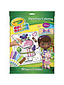 Crayola Doc McStuffins Colour Wonder Set