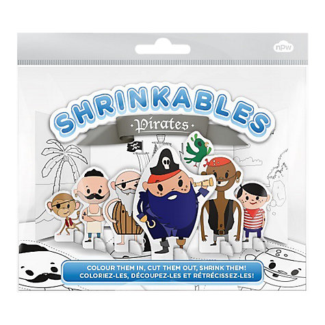 Buy Pirates Shrinkables Online at johnlewis.com