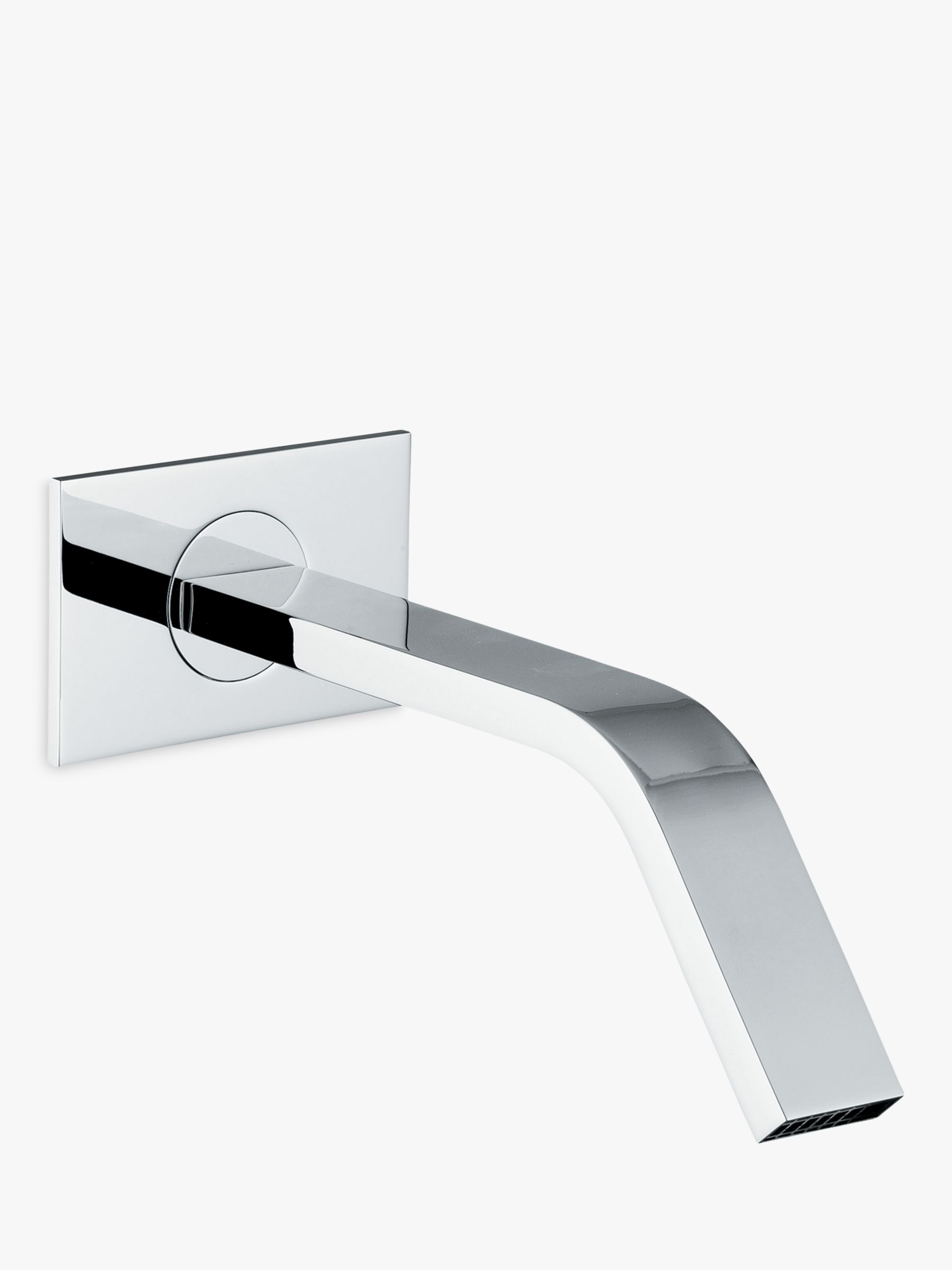 Abode Abode Euphoria Square Wall Mounted Bath Spout Tap