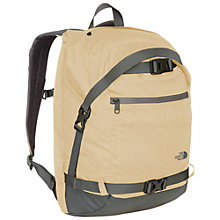 Buy The North Face Pickford Roll Top Backpack, Green Online at johnlewis.com