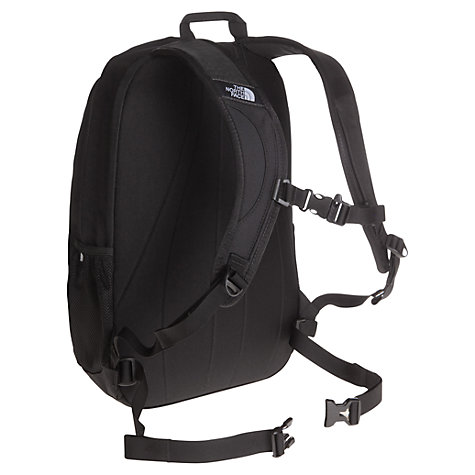 Buy The North Face Women's Isabella Backpack, Black Online at johnlewis.com