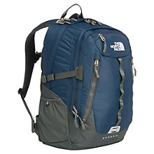 Buy The North Face Surge II Backpack, Blue/Grey Online at johnlewis.com