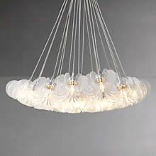 Buy John Lewis Claire Norcross Poppy Cluster Ceiling Light Online at johnlewis.com