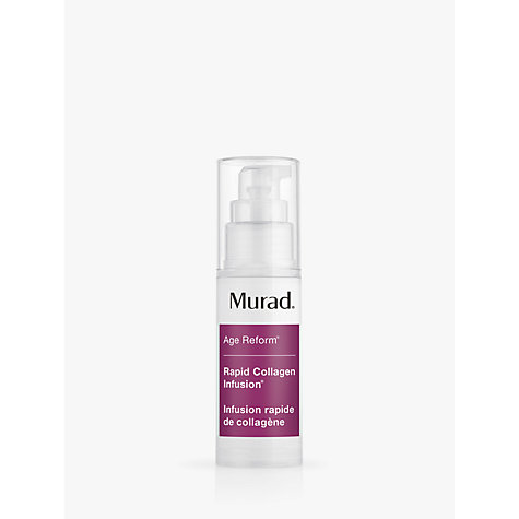 Buy Murad Rapid Collagen Infusion, 30ml Online at johnlewis.com