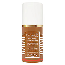 Buy Sisley Sunleya Age Minimizing Global Suncare SPF15, 50ml Online at johnlewis.com