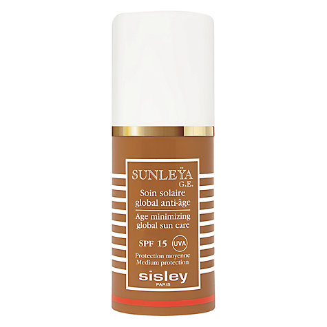 Buy Sisley Sunleÿa Age Minimizing Global Suncare SPF 15, 50ml Online at johnlewis.com