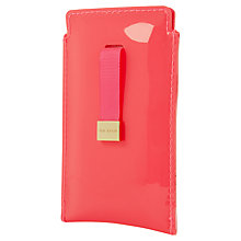 Buy Ted Baker Petri Phone Sleeve Online at johnlewis.com