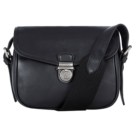 Buy NW3 by Hobbs Bugle Satchel Leather Handbag Online at johnlewis.com