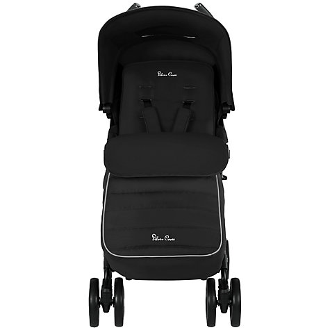 Buy Silver Cross Reflex Pushchair, Black Online at johnlewis.com