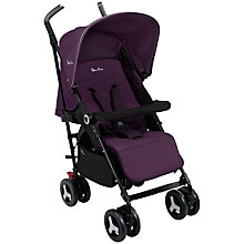 Buy Silver Cross Reflex Pushchair, Damson Online at johnlewis.com