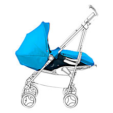 Buy Silver Cross Reflex Pushchair Birth Pack, Sky Online at johnlewis.com